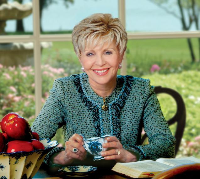 Gloria Copeland, Christian gospel minister and author