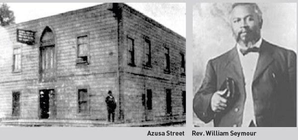 Azusa Street Revival
