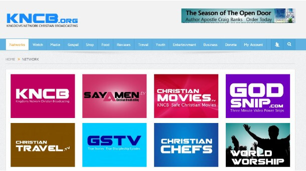 Christian Television Network