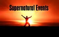 Supernatural Events