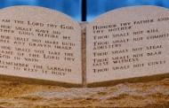 Original Ten Commandments