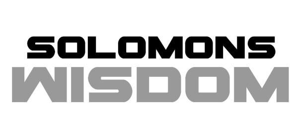 Solomons Wisdom