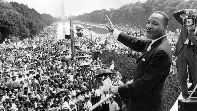 Martin Luther King Jr. Speeches