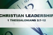 Helping Christian Leadership Grow in a Professional Network