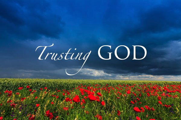 Sermon Audios About Trusting God No Matter What