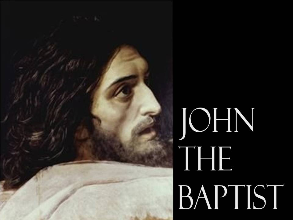 John the Baptist Audio Sermon