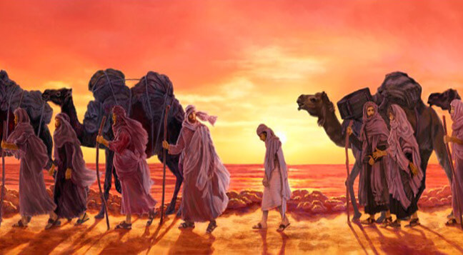 Sermon Audios on Life of Joseph