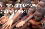 Audio Sermons on Poverty