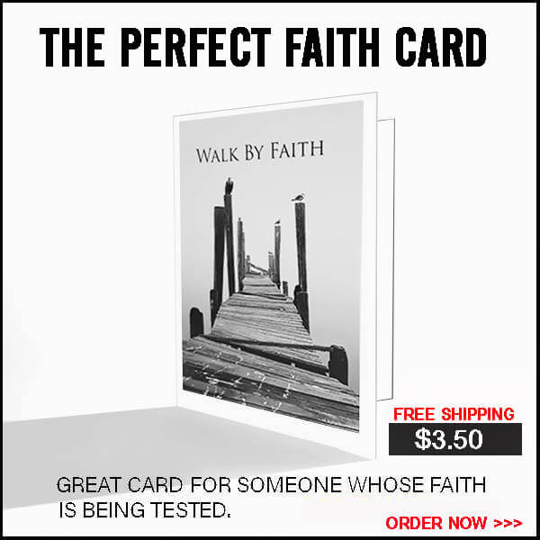 Front Pages Walk By Faith
