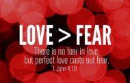 Audio Sermons on Fear