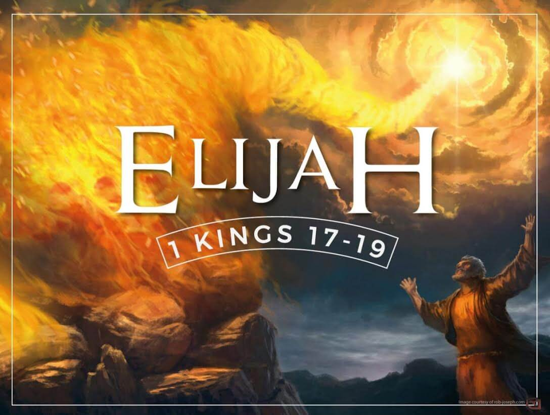 Sermon Audios on Prophet Elijah